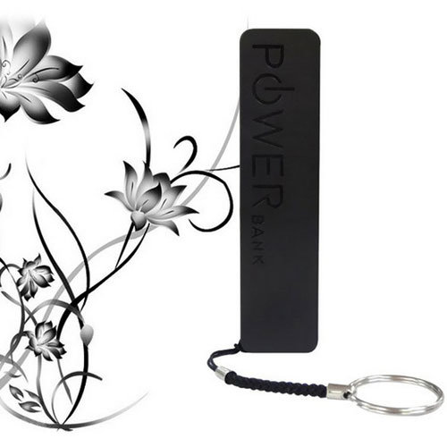 2600mAh Perfume Mini Portable Power Bank, Portable Mobile Power