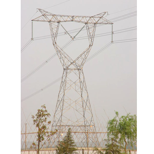 Power High Quality Steel Tube Transmission Tower