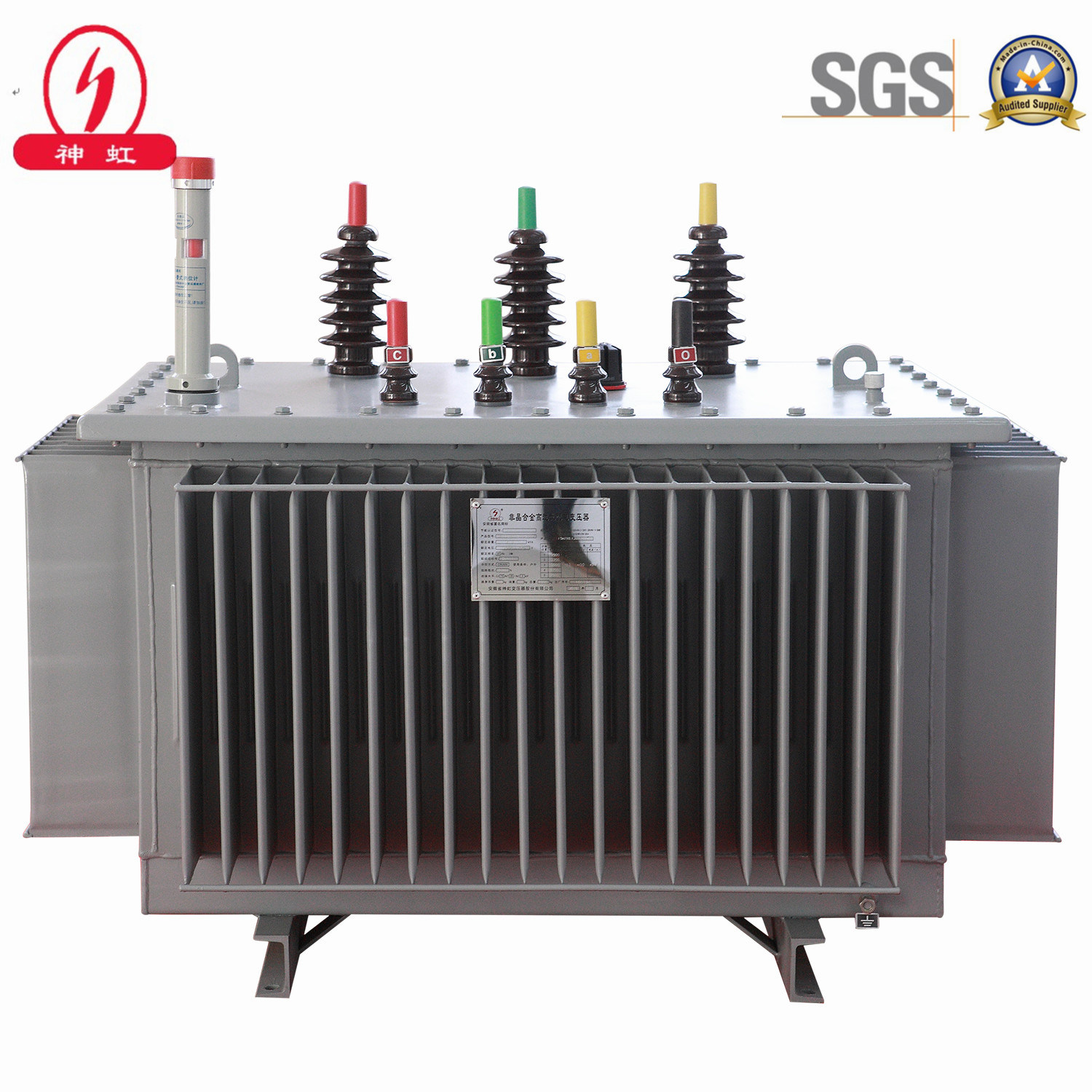 High Overload Amorphous Alloy Transformer