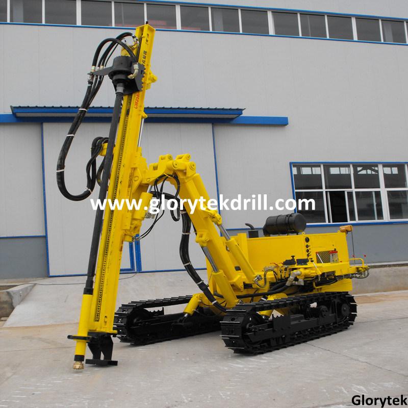 CM358A Crawler Hydraulic DTH Drill Rig