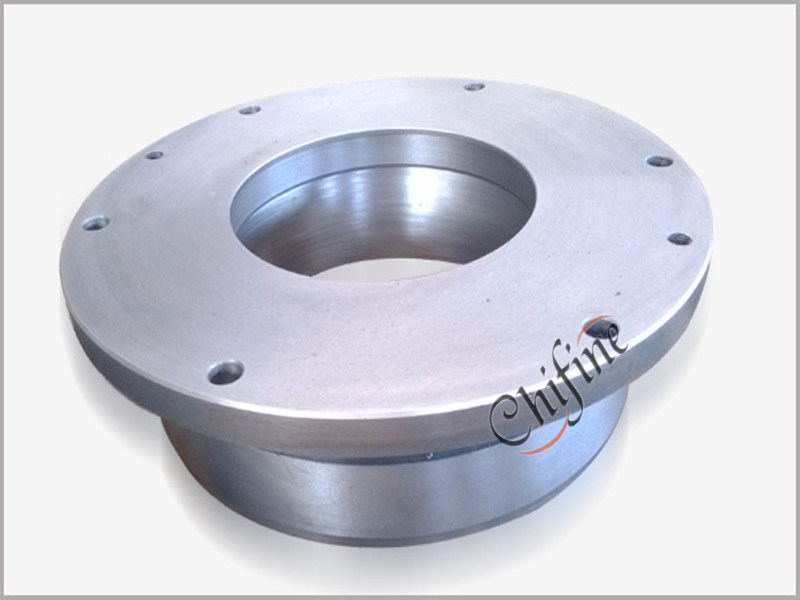 Ductile Iron Casting Flange Bearing with OEM Service