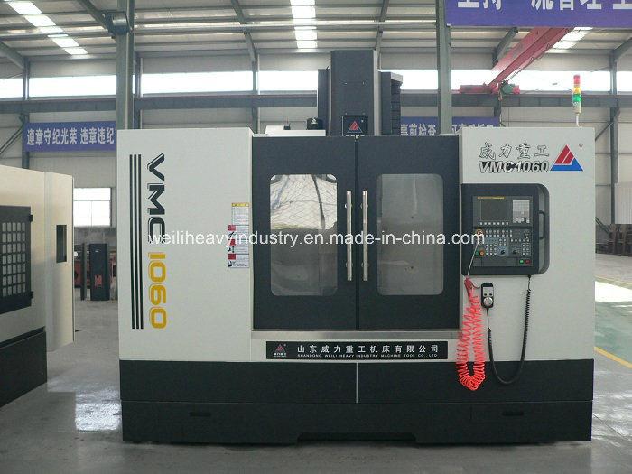 Vmc1060 CNC Vertical Machine Center