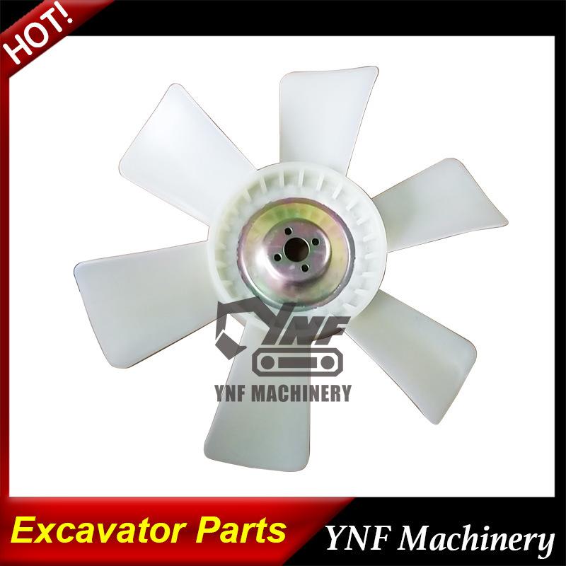 6bg1 Engine Fan 6 Blades & 7 Blades