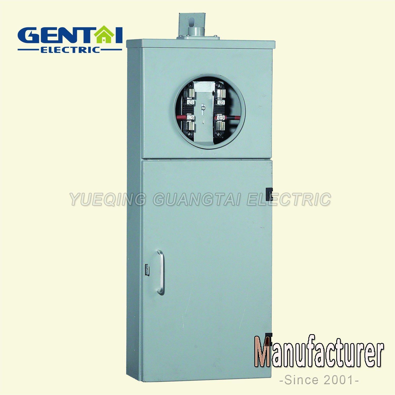 High Quality Tye Type 200A Meter Bank