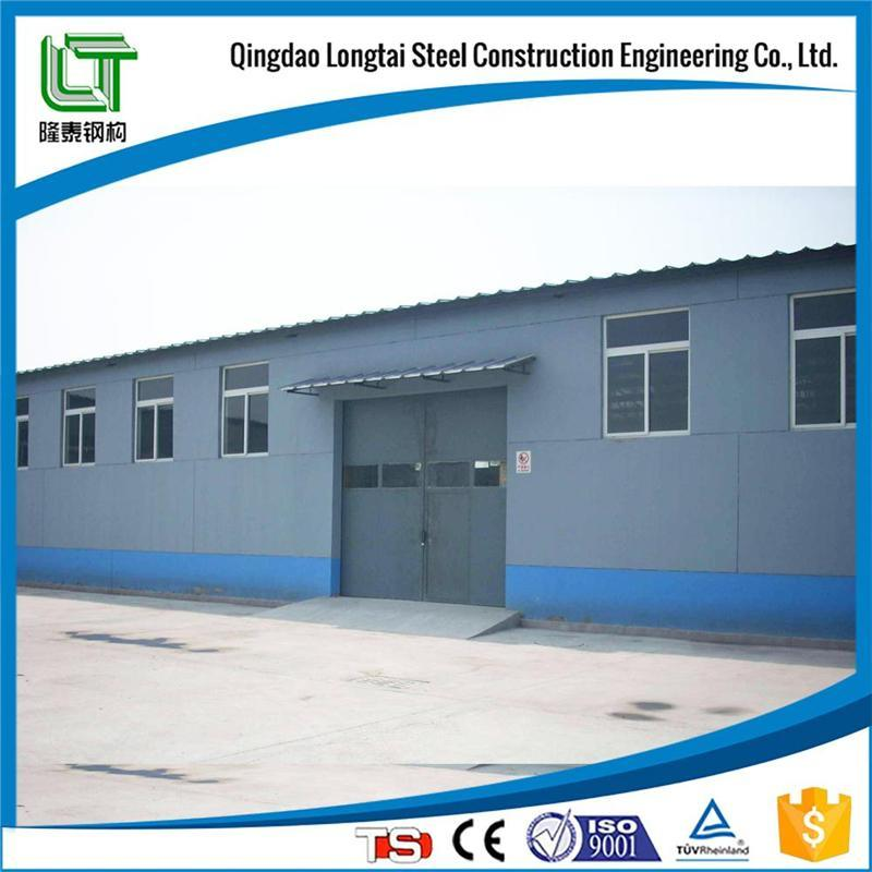 Steel Structure Shopping Mall