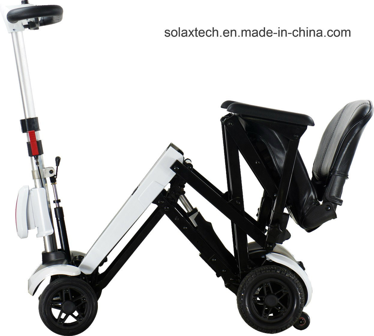 Automatic Folding Scooter for Elders with Itat (MSDS)