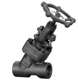 AMSI Forged Small Sizesteel Globe Valve (J61H)