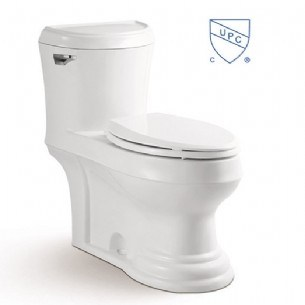 Cupc Certification Ceramic Toilet for Canadian Market (2185)