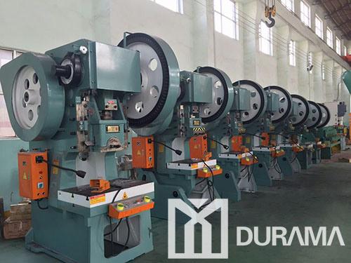 Drj23 Power Press / Punching Machine / Punching Holes