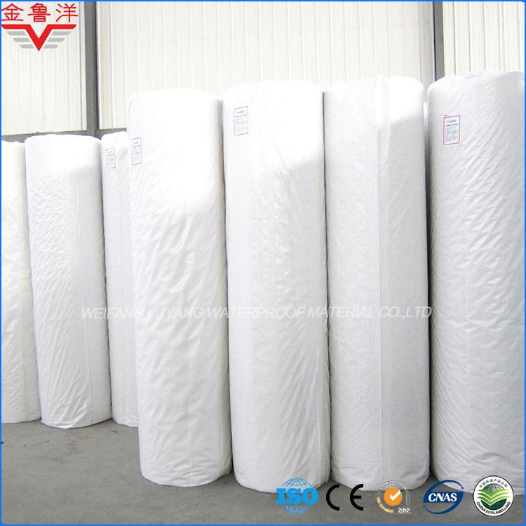 High Quality Polyethylene Polypropylene Polymer Compound Waterproof Membrane From Factory