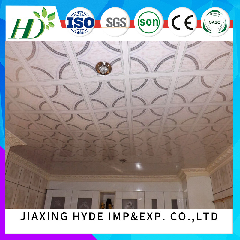 Jiaxing Hyde PVC Wall and Ceiling Decorative Panel Supplier Rn-186