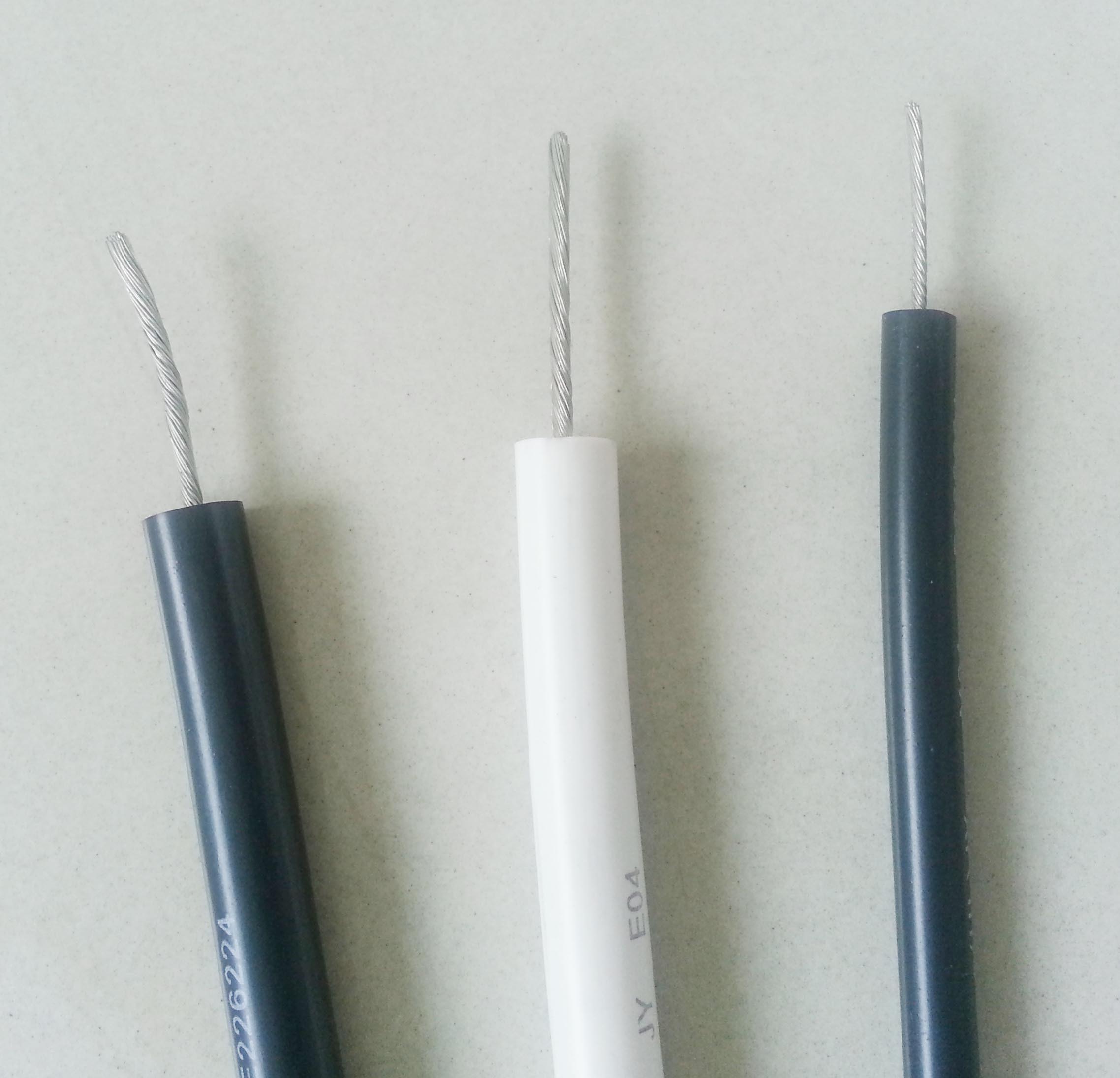 Silicone Rubber Insulation Wires