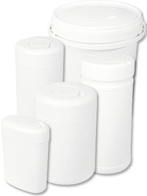 200cts 70 Alcohol Wipes in Canister