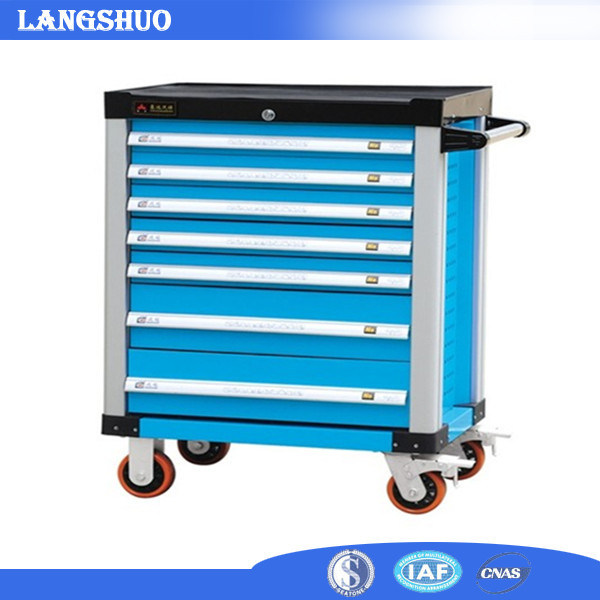 Hot Sale with Tools Metal Roller Tool Carts