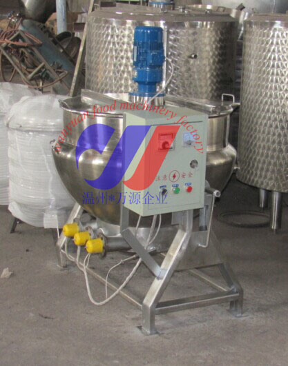 Stainless Steel Sandwich Boiler