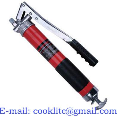 Industrial High Pressure Manual Grease Gun Heavy Excavator Oil Injector (GH197)