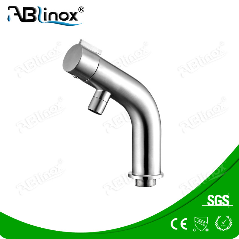 Stainless Steel Wash Basin Faucet (AB011)