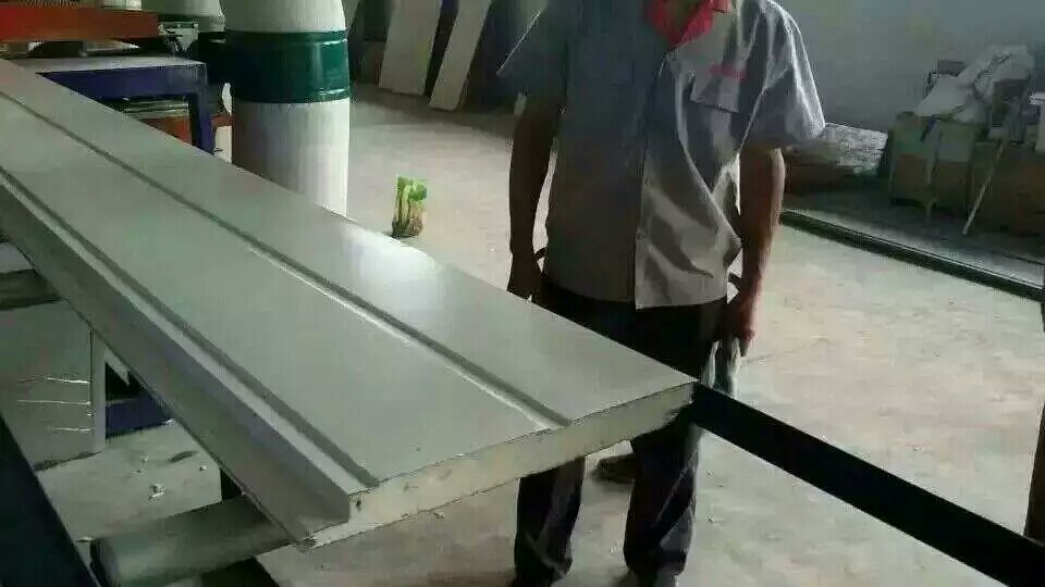 PU Foam Sandwich Panel for Structual House Insualtion