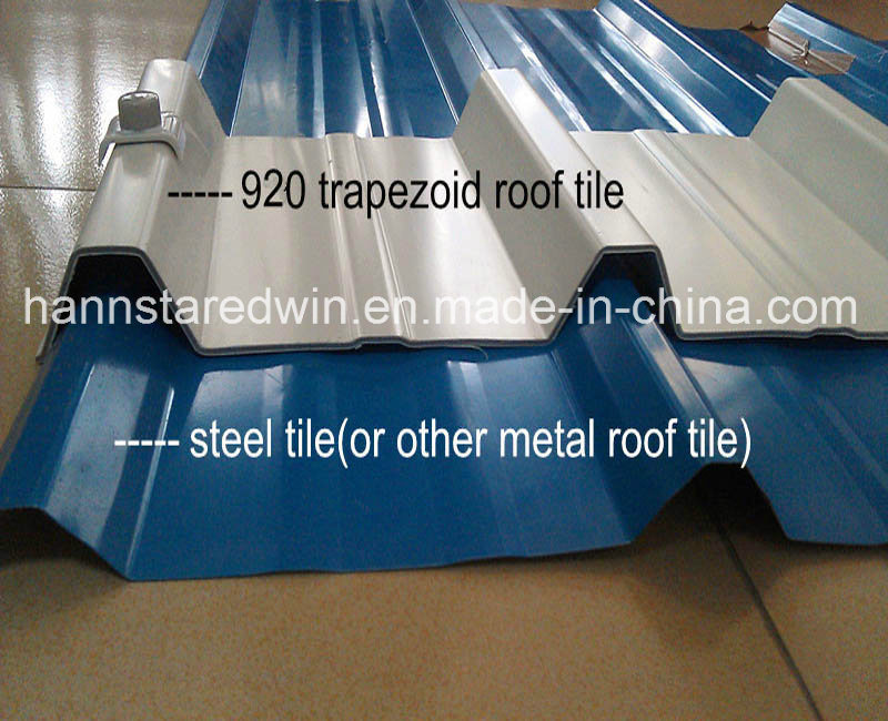 920 High Wave Trapezoid Roof Tile