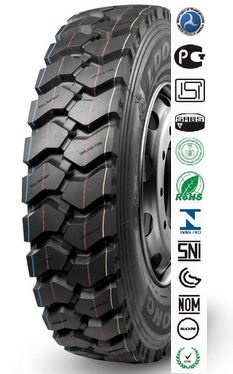 Full Range of Radial Tire for Truck and Bus