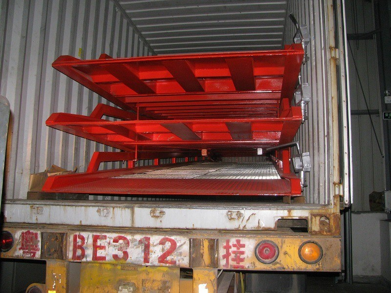 Loading Ramp-Warehouse Loading&Unloading Logistics Equipment