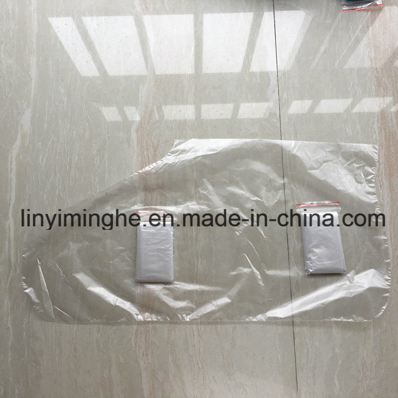 Disposable PE Folded HDPE LDPE Sock
