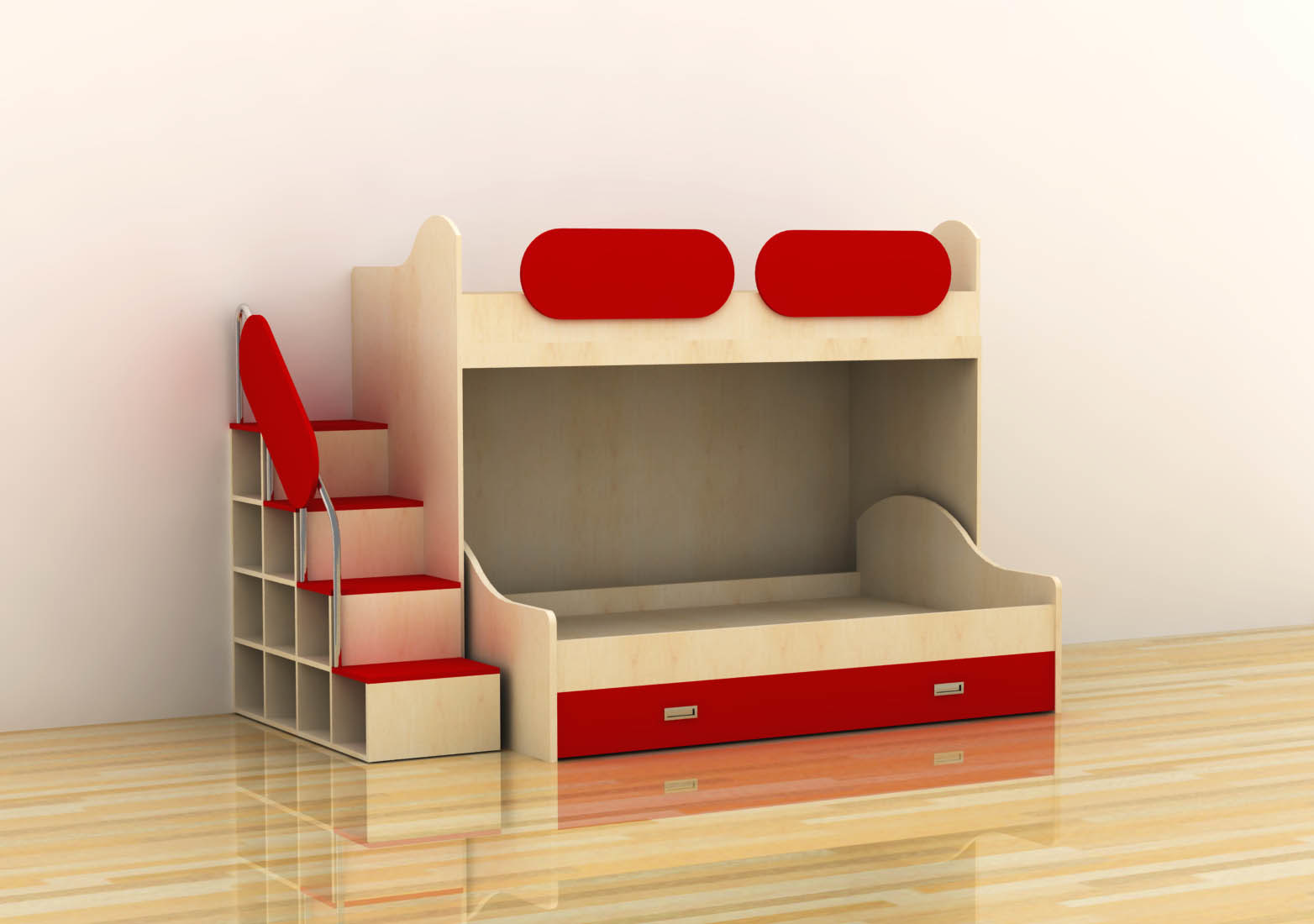 China Multifunctional Bed E081 R1 China Bunk Beds