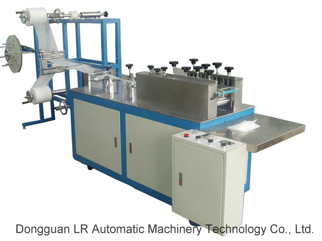Automatic Non-Woven Facial Mask Blank Making Machine