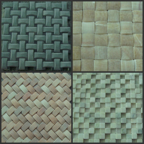 China Manufacture Colorful Bathroom Wall Mosaic Tile