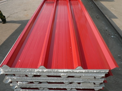 Color Steel EPS Sandwich Panels for Wall