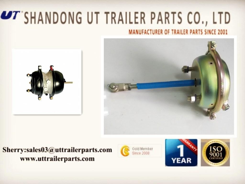 Truck Trailer Parts T30 Single American Type Brake Chamber