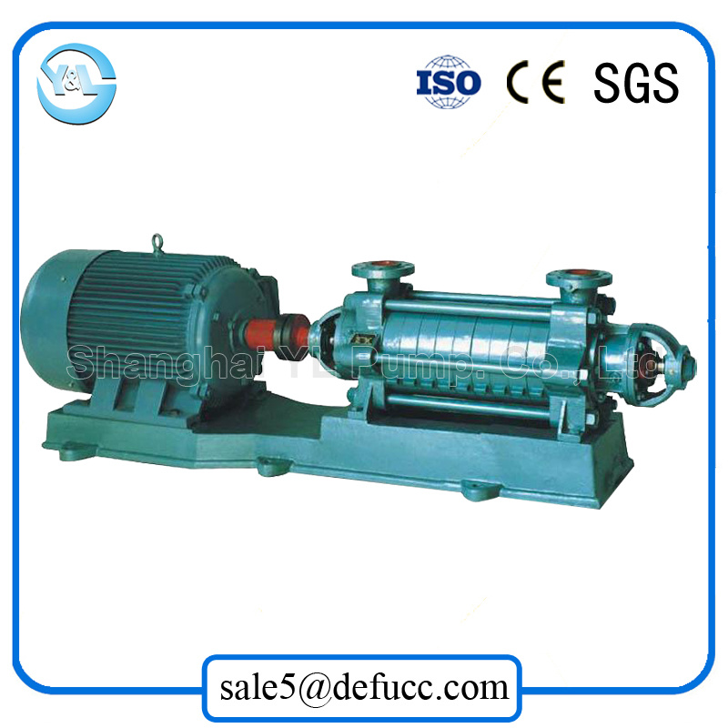 Horizontal Multistage High Pressure Electric Motor Centrifugal Water Pump