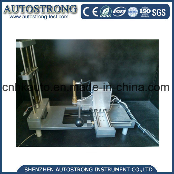 Horizontal and Vertical Plastic Burning Tester