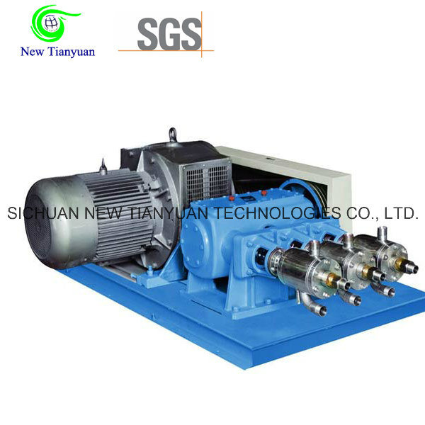 Cryogenic Centrifugal Pump with Large Flowing Capacity