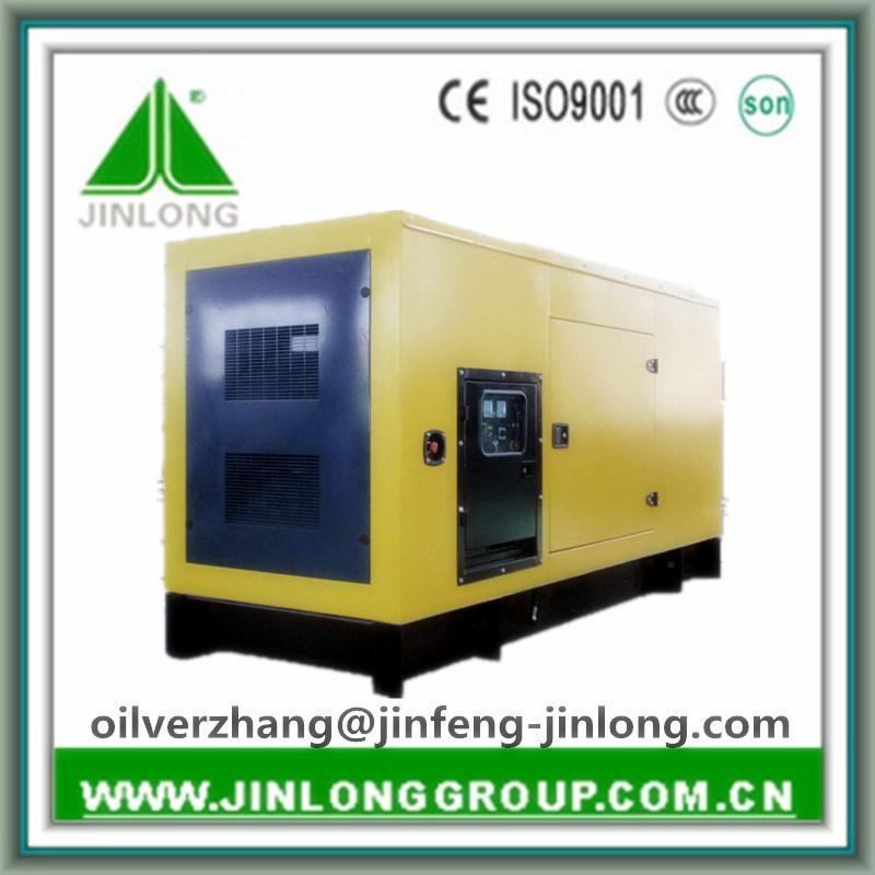 Fujian Factory Good Qaulity 176kVA Silent Power Generator by Deutz