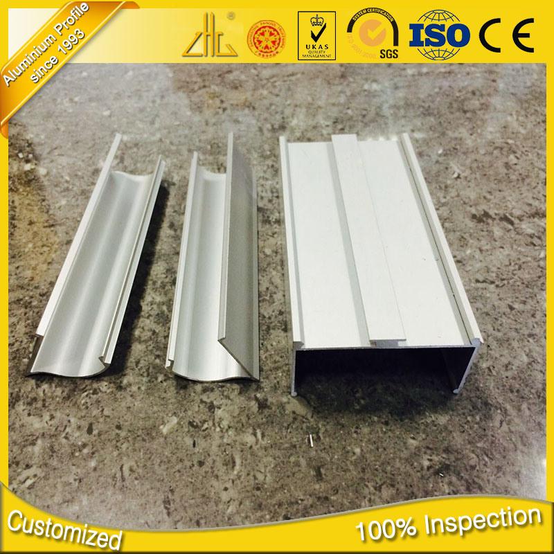 6063 T5 Aluminum U Channel for Pure Aluminum Cleanroom