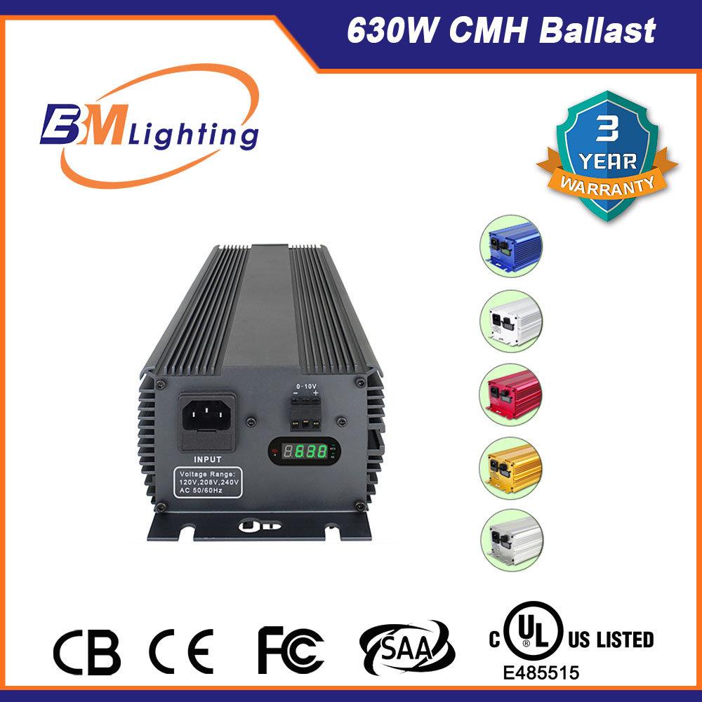 Guangzhou Manufacture 630W CMH 1000W HPS Digital Ballast Grow Light Electronic Ballast for Greenhouse