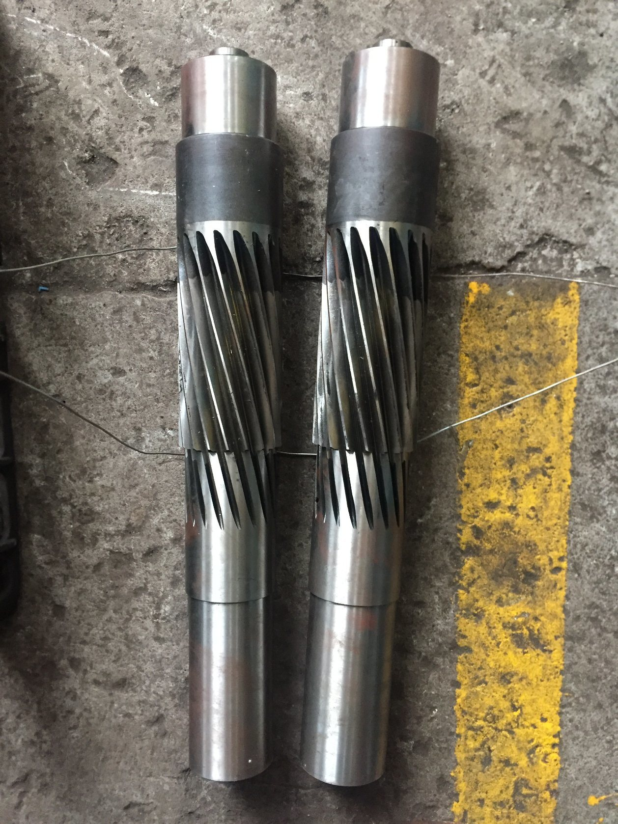 Forged Gear Shafts as Custom Made