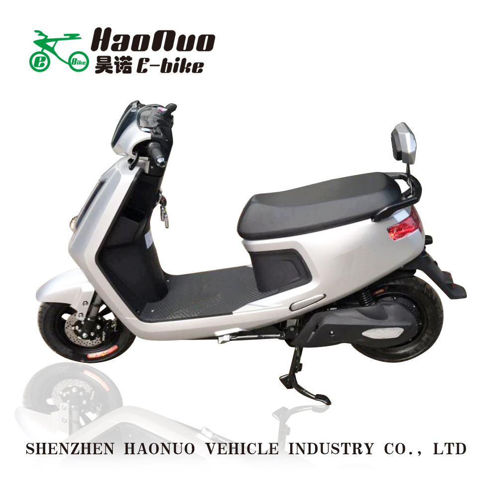 2017 Long Distance 1000W City Electric Motorcycle for Delivery