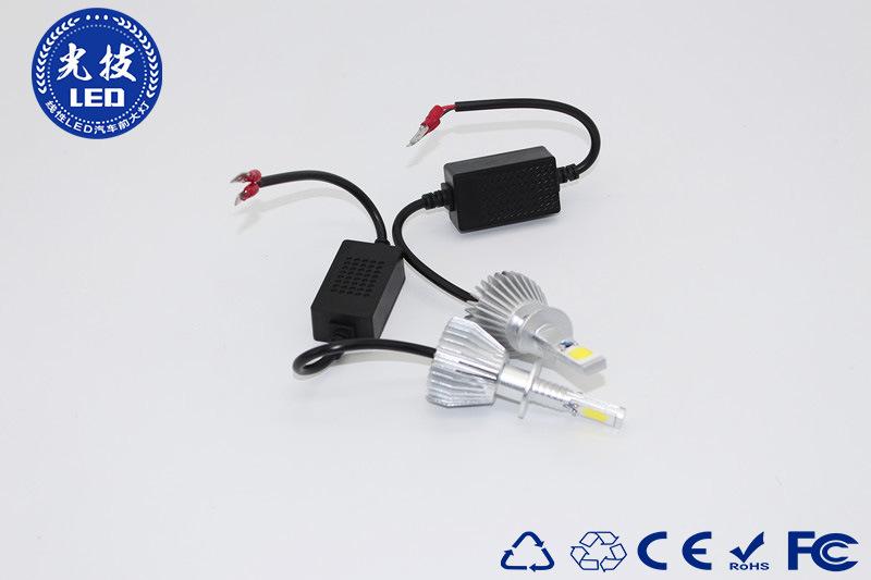 Reasonable Price Auto LED Bulb H1 Car LED Headlihgt