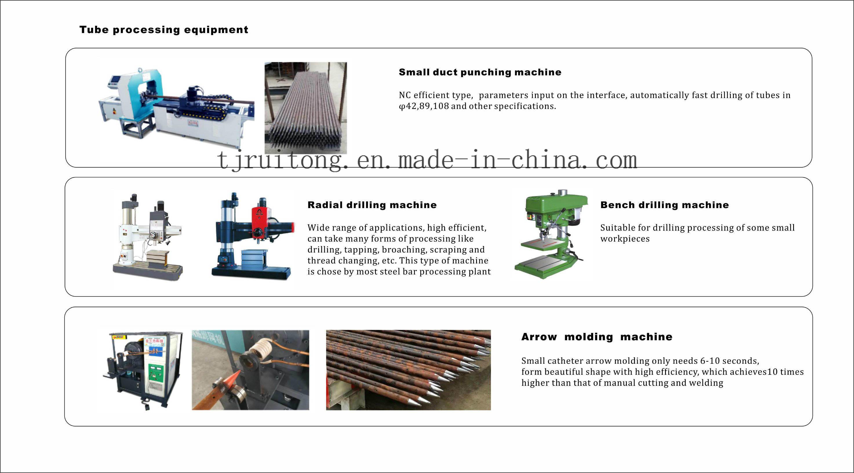 Automatic Rebar Reinforcement Cage Welding Machine