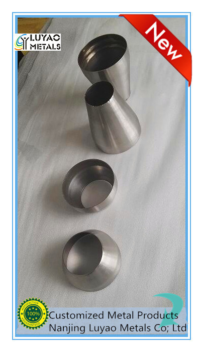 OEM Precision Sheet Metal Spinning Parts
