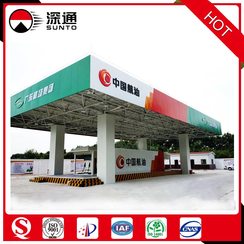 Sunto 20FT/40FT Explosion-Proof Mobile Fuel Station Portable Oil Station
