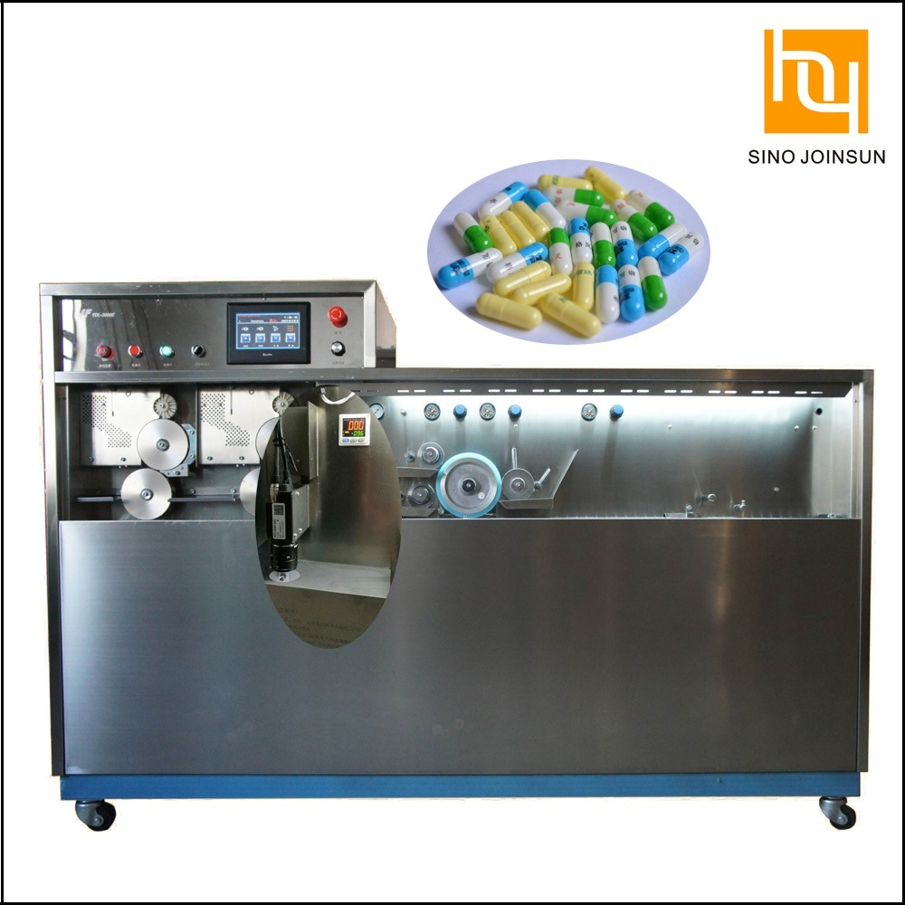 Double Color Gravure Printing Machine for Empty Hard Capsules