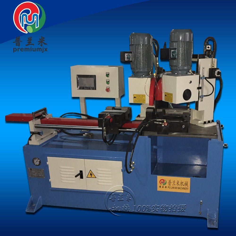 Different Angle Cutting Plm-Qg355CNC Semi-Automatic Pipe Cutting Machine