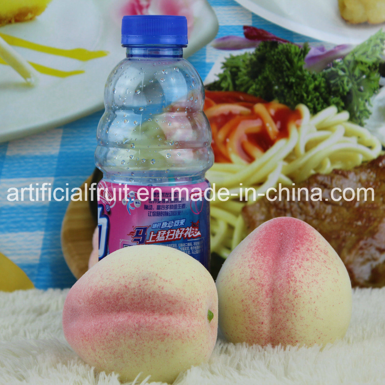 Decoration Wholesale Artificial Plastic Fake Dried Fruit