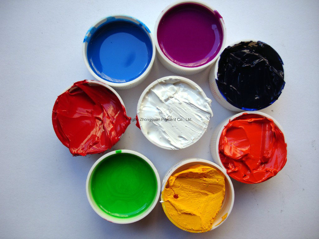 Hot Selling PU Foam Color Pastes