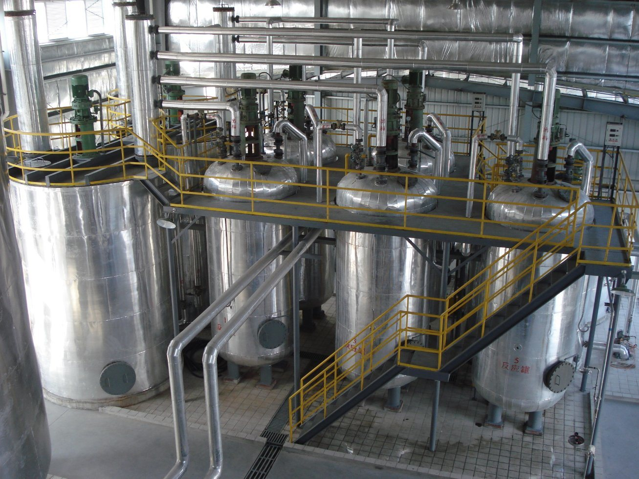 Updated Technology Liquid Sodium Silicate Production Line