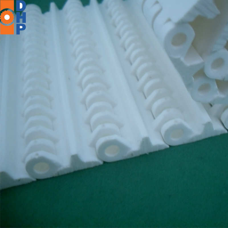 Hj1600 Plastic Flat Top Modular Conveyor Belt
