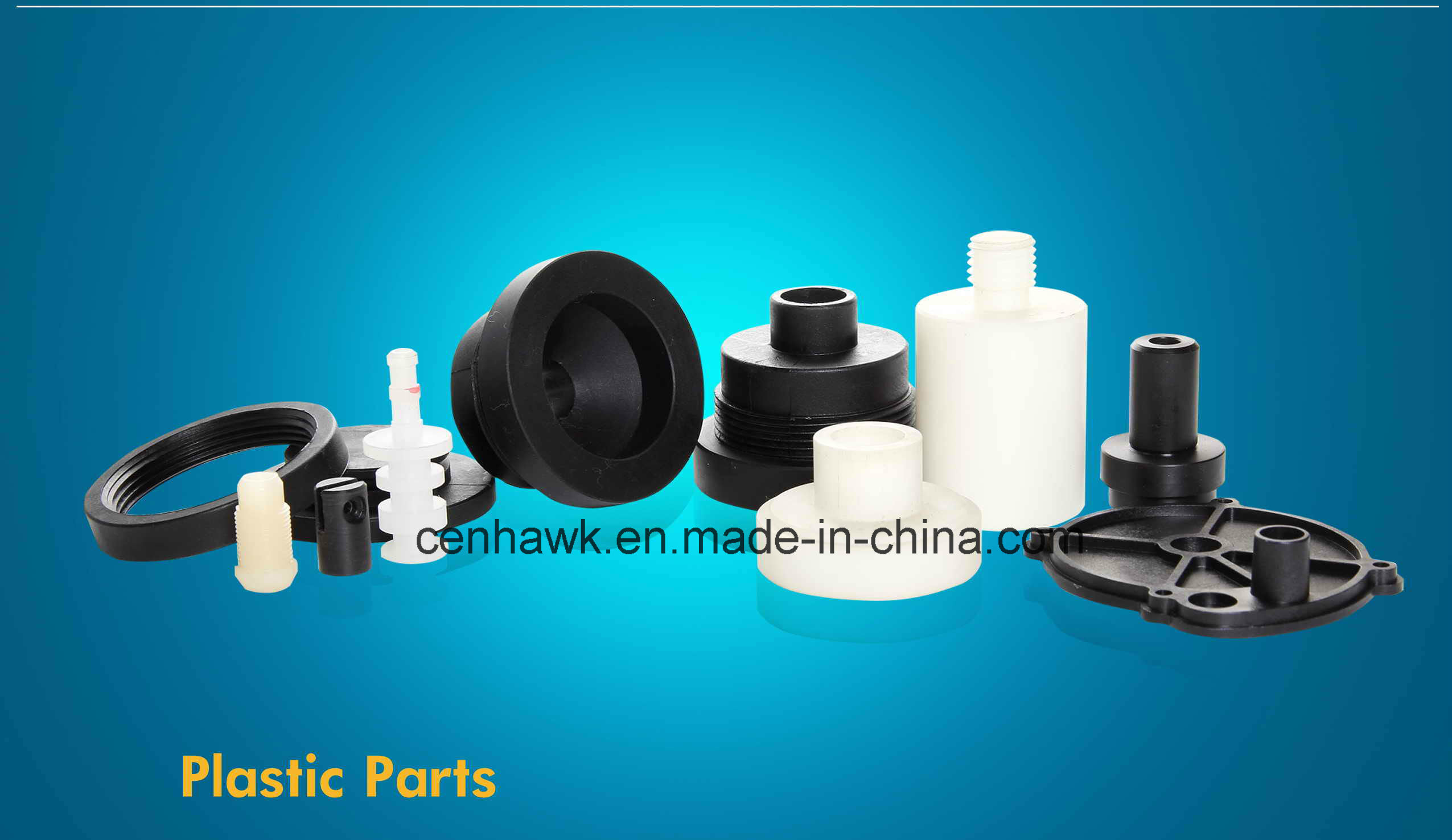 CNC Machining Plastics Components